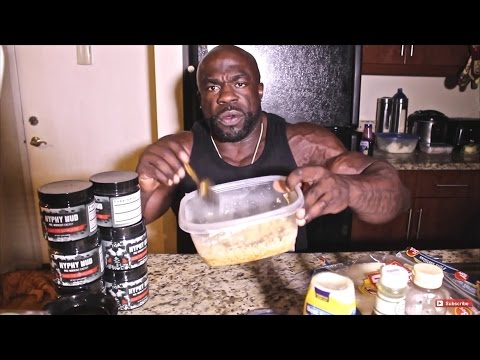 1200 Calorie Quick Meal {HYPHY QUICKY): COOKING w/ Kali Muscle