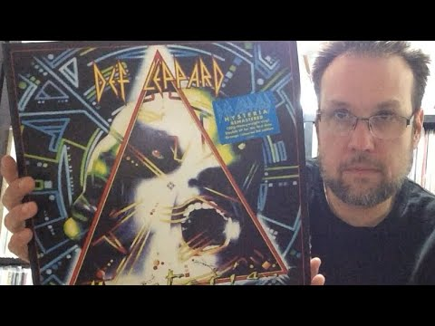 First Look And Review Def Leppard Hysteria 30th