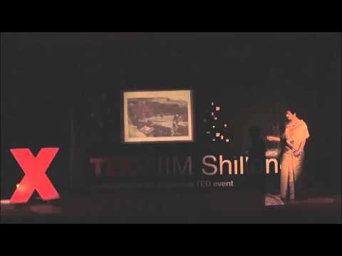 Sculptural Glory of South India | Chithra Madhavan | TEDxIIMShillong
