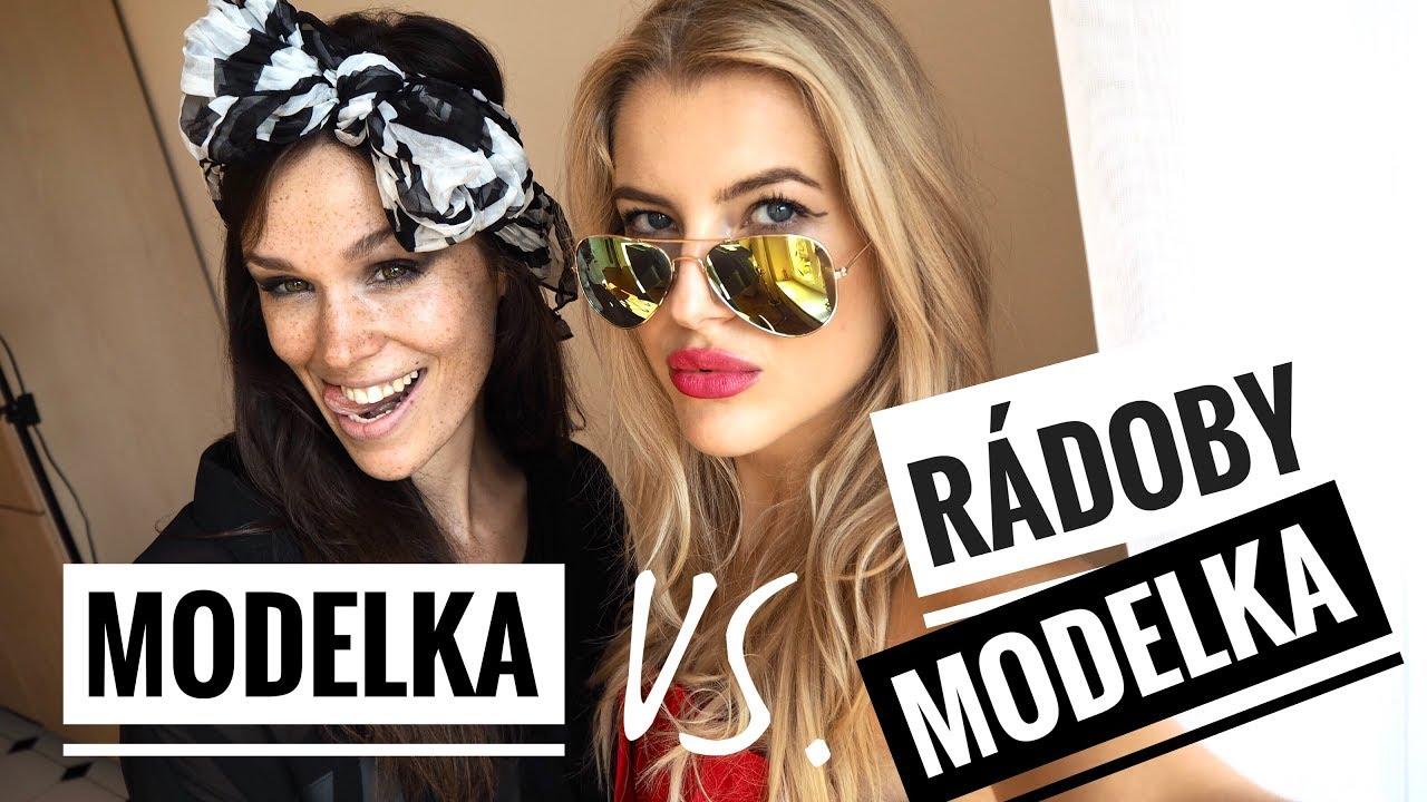 Modelka vs. rádoby modelka 2. | Jitka Nováčková