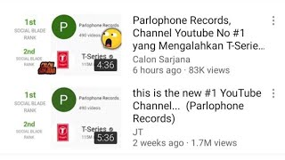R With 12 Million Subs Steals My Video  (#1 Indonesian  R)