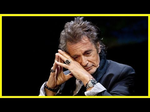 Al Pacino talks about The Irishman and playing Jimmy Hoffa