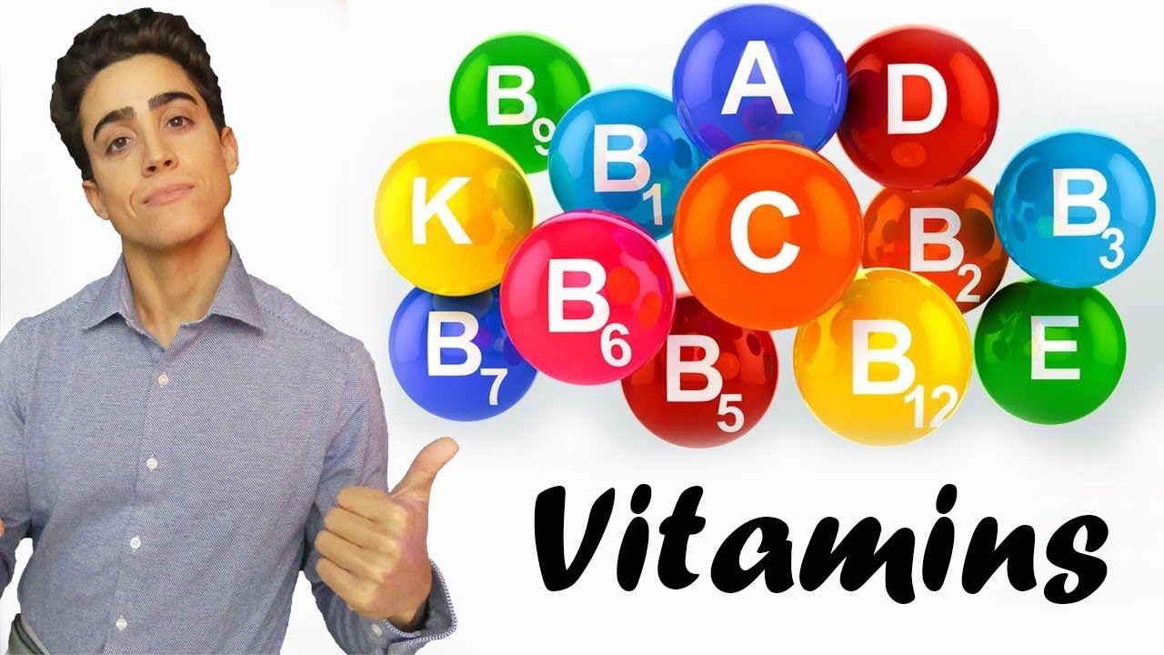 Why are Vitamins Important?