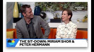 Peter Hermann & Miriam Shor Want Mariska Hargitay To Guest Star On