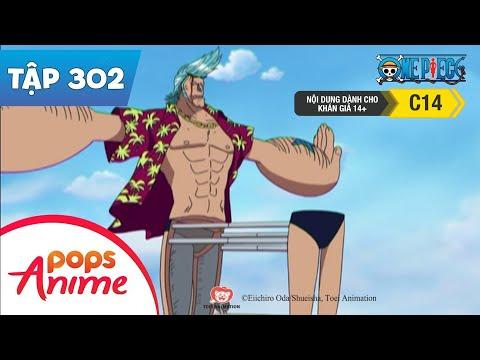 One Piece Tập 302 - Giải Cứu Robin! Luffy Và Lucci: Đỉnh Điểm Của Cuộc Chiến - Phim Đảo Hải Tặc