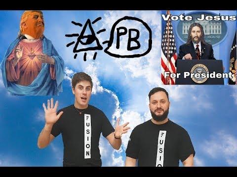 Ježíš prezident a naštvaná máma