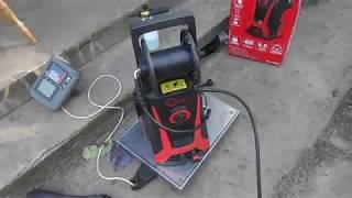 Очиститель высокого давления 2200 Вт INTERTOOL DT-1507 Обзор