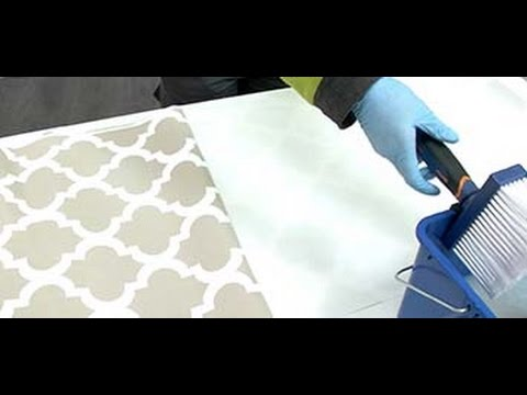 É fácil aplicar papel de parede