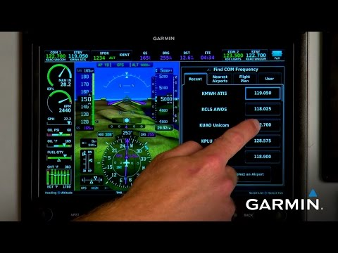 Garmin G3X Touch: Using Engine-monitoring Capabilities