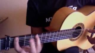 Aires Choqueros (Fandangos de Huelva) - 5ª falseta