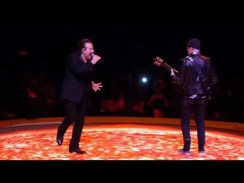 U2 Summer Of Love, Dublin 2018-11-06 - U2gigs.com