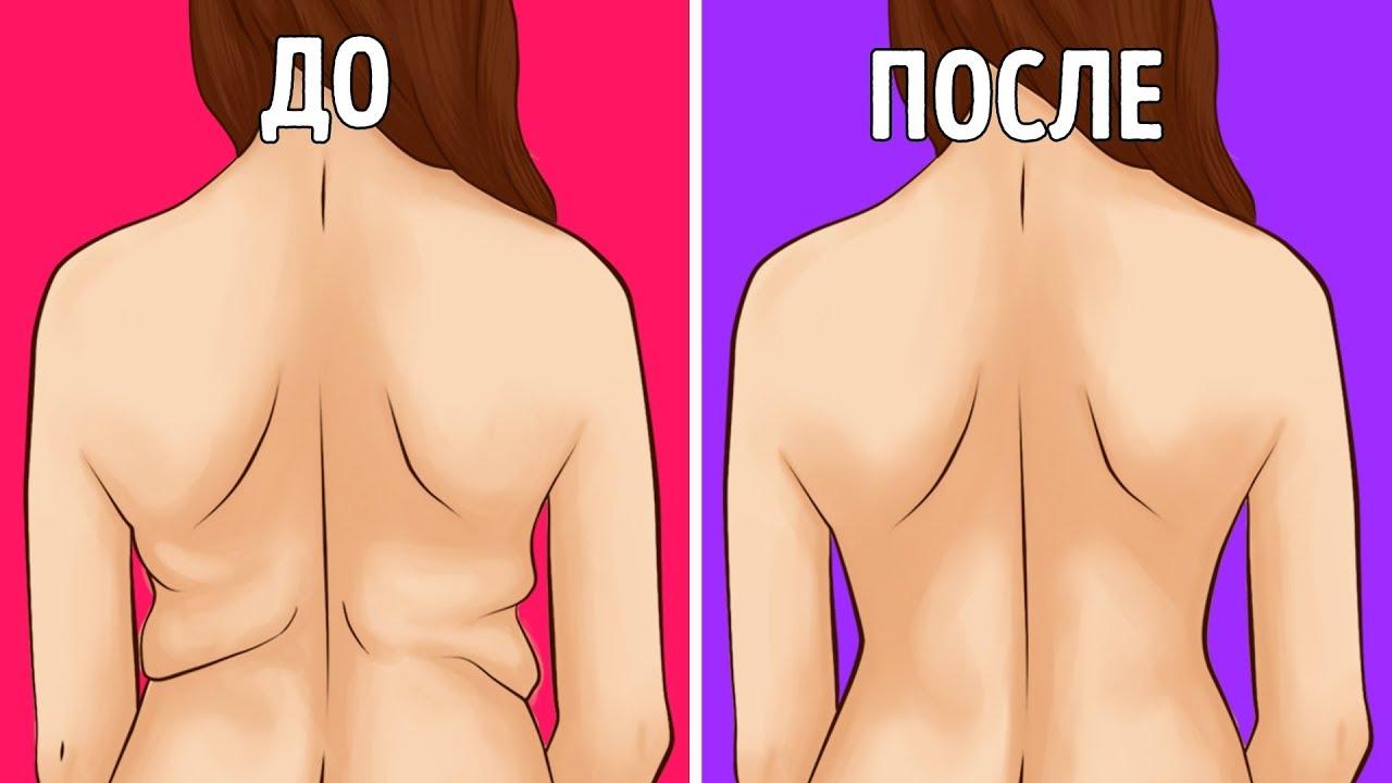 8 Невероятно Простых Способов Уменьшить | похудеть в лице быстро упражнения
