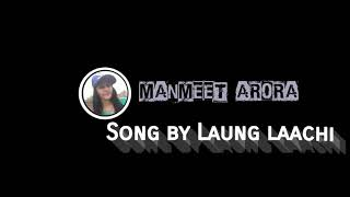 Laung Laachi !! Punjabi girl and Punjabi song live dance
