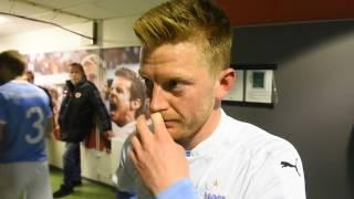 """Anders Christiansen efter 0-0 mot Kalmar FF: """"Vi ska spela snabbt och det gör vi inte idag"""""""