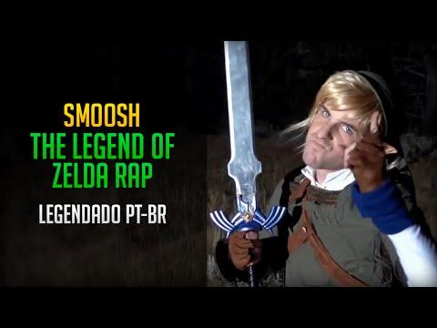 The Legend of Zelda RAP (Smosh) - Legendado PT-BR