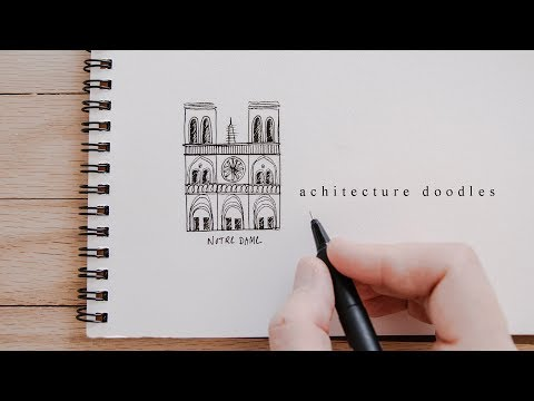 How to Draw Like an Architect: An Introduction in Six Videos