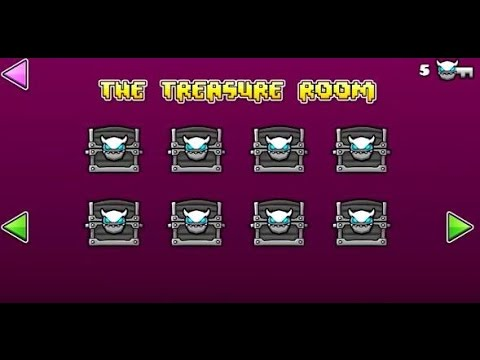 lazy bros gaming geometry dash how to get keys fast