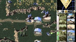 Command & Conquer Red Alert Counterstrike - Sarin Gas 3: Controlled Burn (Hard)