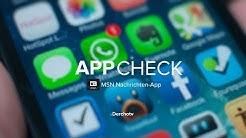APPCHECK – MSN Nachrichten