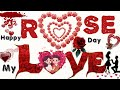 Happy Rose Day | Rose Day 2020 | Valentine's Special Rose Day Status | Trending Valentine's Status