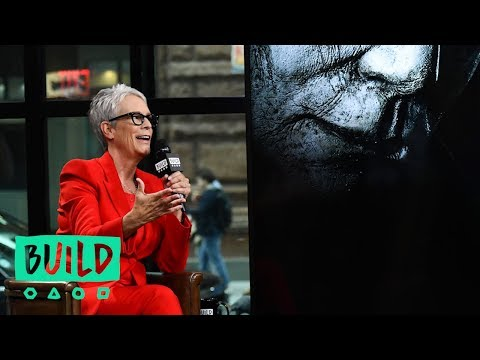 Jamie Lee Curtis Talks The