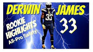 Derwin James Rookie Highlights