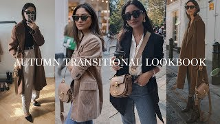 10 TRANSITIONAL OUTFITS FOR AUTUMN | LOOKBOOK