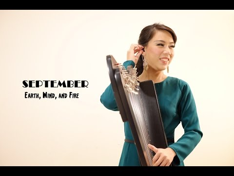 September - Earth, Wind, and Fire [Harp Cover] by Maria Pratiwi