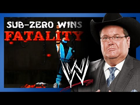 WWE Commentary (Jim Ross) on Video Games - Episode 1