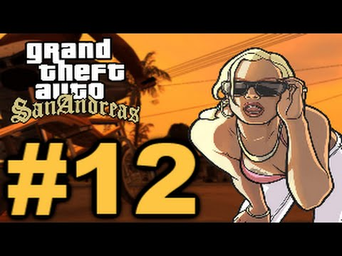 GTA San Andreas Walkthrough W/ Cheats (Commentary) Part 12 - Lowrider Race