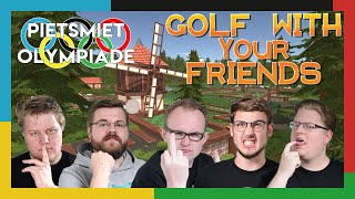 PietSmiet Olympiade #1 🎮 Golf With Your Friends