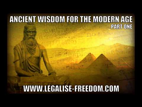 Gary Evans - Ancient Wisdom for the Modern Age: Part One