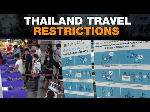 Thailand Travel Restrictions Update: Who Can Travel Here Now?