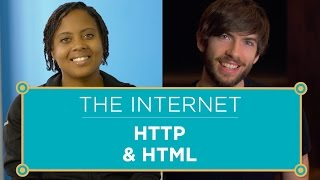 Gambar cover The Internet: HTTP & HTML