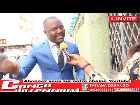 CHRITIAN BOSEMBE : message na opposition;KABILA AKO TIKA POUVOIR TE soki mandoki ebetami teTE NA RDC