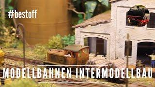 Gambar cover Die besten Modellbahnanlagen der Intermodellbau 2017