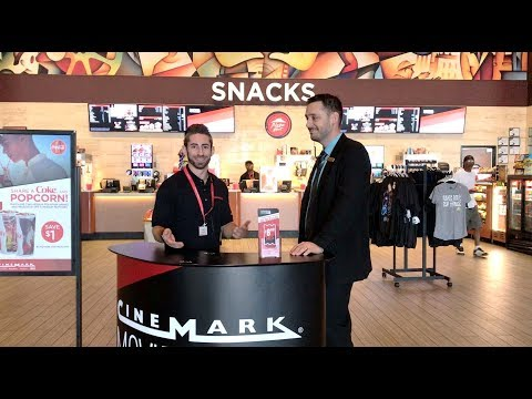 Scotty & Brett's Summer Jobs: Cinemark Movie Theater