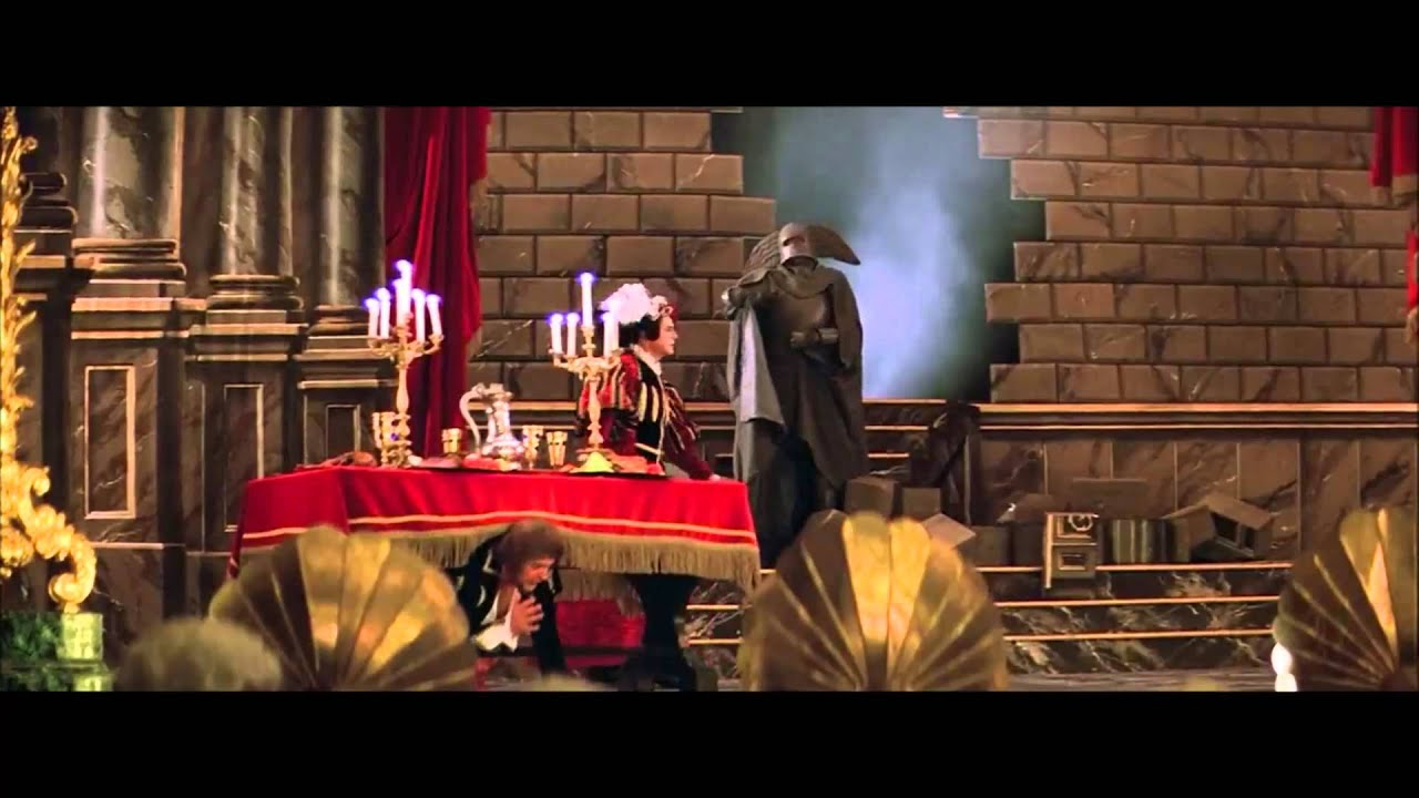 amadeus don giovanni scene youtube. Black Bedroom Furniture Sets. Home Design Ideas