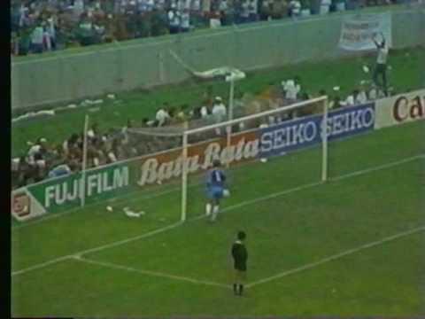 1986 FIFA World Cup Quarter-finals part 1.wmv