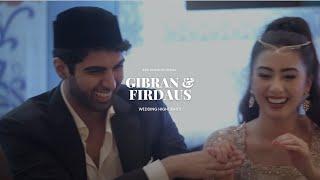 Burj Al Arab Wedding | Firdaus & Gibran
