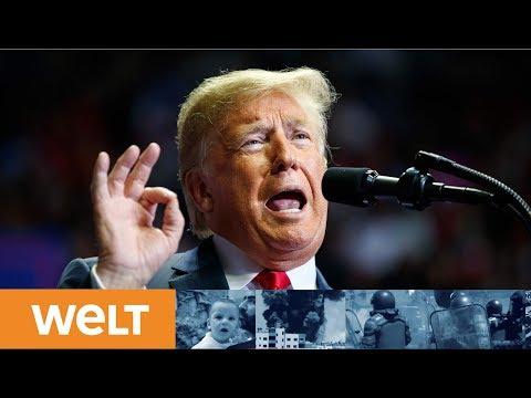 """PLAYLIST-NEWS: Amerika wählt neuen Kongress - """"Schicksalswahl""""für Trump?"""