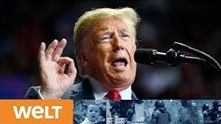 """PLAYLIST-NEWS: Amerika wählt neuen Kongress - """"Schicksalswahl""""  für Trump?"""