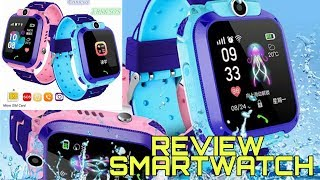JAM TANGAN ANAK SMART WATH KIDS IMOO WATER RESISTANCE PROOF