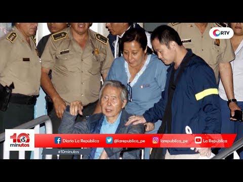 Se confirma nulidad de indulto - Fujimori seguirá en prisión | 10 minutos Edición Noche