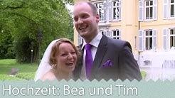 Bea und Tim heiraten! | Hochzeit auf den ersten Blick