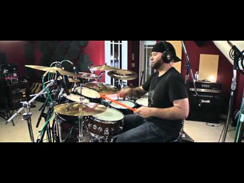 Disturbed - Land of Confusion (Cinematic Drum Cover) 1080P