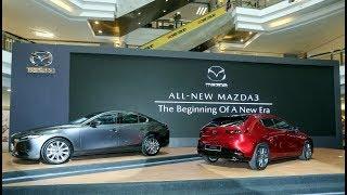 Mazda 3 serba baharu dilancar