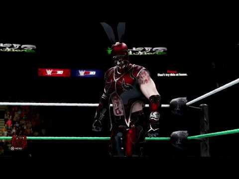 WWE2K20 GRAVEHUFFER
