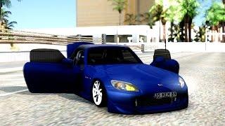 GTA San Andreas - Honda S2000 AirSocietyGARAGE