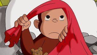 George O Curioso 🐵O Grande Dormioco 🐵 O Macaco 🐵Compilação 🐵  Desenhos Animados
